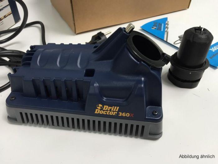 Drill Doctor 360X - Gebraucht