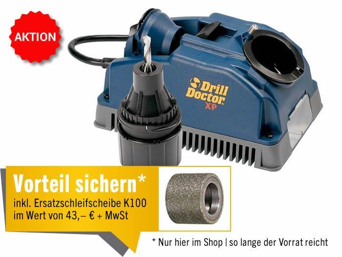 Drill Doctor XP - Bohrerschleifgerät