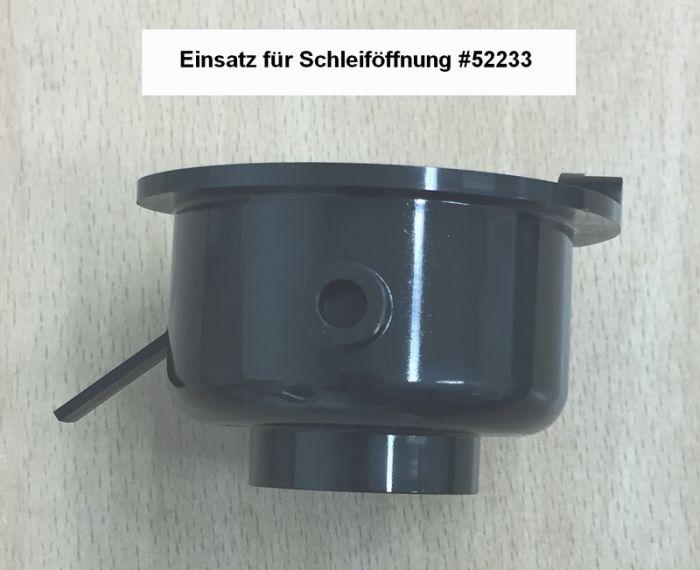 Einsatz für Schleiföffnung PP02144PF
